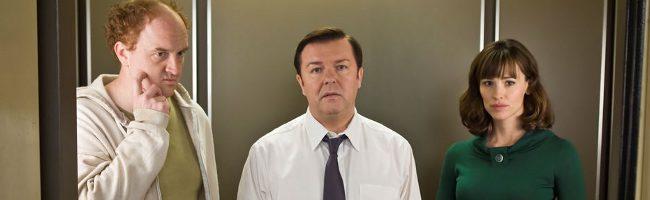 Ricky Gervais dice que le han ofrecido volver a presentar los Globos de Oro