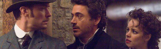 Rachel McAdams estará  en 'Sherlock Holmes 2'