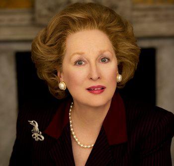 Primera imagen de Meryl Streep como Margaret Thatcher en 'The Iron Lady'