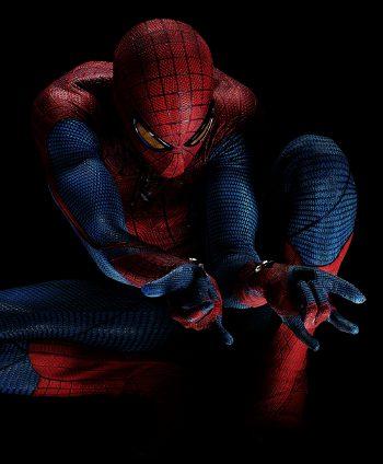Traje de Andrew Garfield en The Amazing Spider-Man
