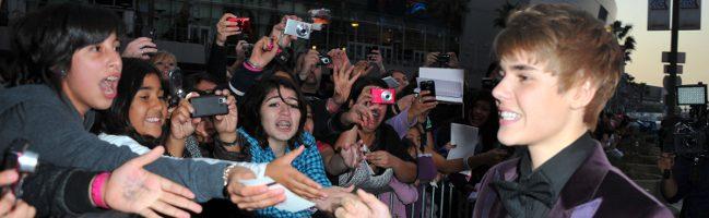 Justin Bieber estrenará una versión extendida de 'Never say never'