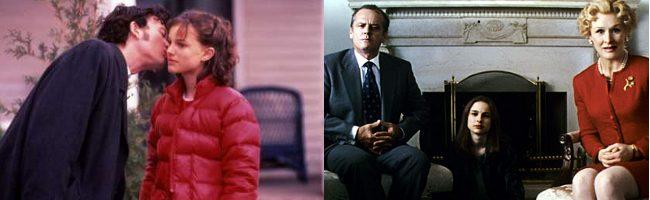 Natalie Portman en Brautiful Girls y Mars attacks