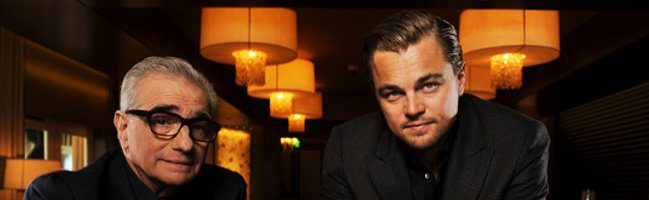 Leonardo DiCaprio volverá a trabajar a las órdenes de Martin Scorsese en 'The Wolf of Wall Street'