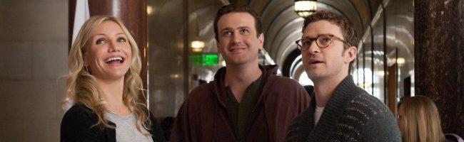 Tráiler de 'Bad teacher', protagonizada por Cameron Diaz y Justin Timberlake
