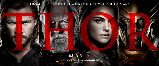 Nuevo banner de 'Thor'