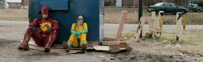 Tráiler de 'Super', Rainn Wilson y Ellen Page se convierten en superhéroes