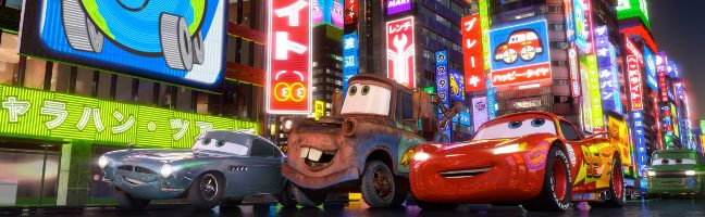 Tráiler completo de 'Cars 2'
