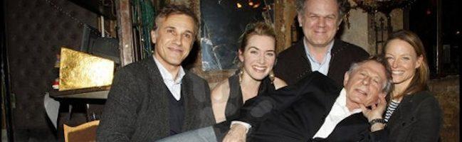 Roman Polanski finaliza el rodaje de su última película, 'Carnage'