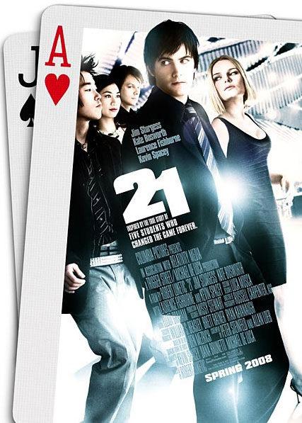 Kevin Spacey regresa a la gran pantalla con '21'