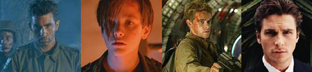 ¿Christian Bale en 'Terminator 4'?