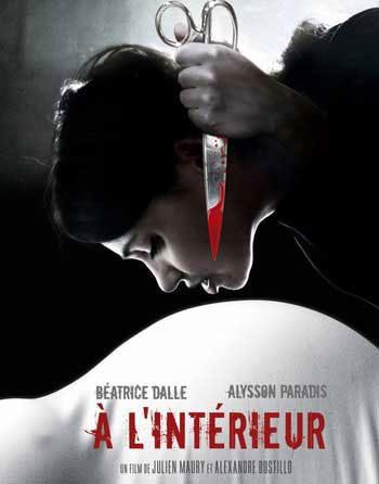 Nuevo cartel de 'A l'intérieur'