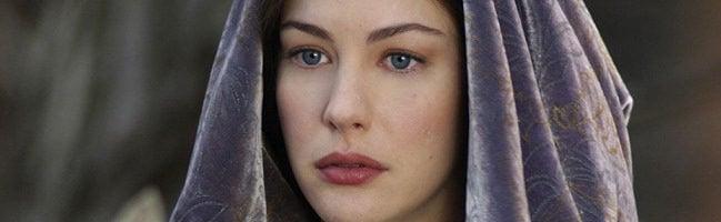 Liv Tyler Arwen En El Señor De Los Anillos No Aparecerá En El Hobbit Ecartelera