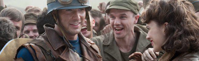 Tráiler de 'Capitán América', el cambio de Chris Evans