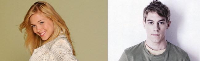 Patricia Montero y Adrian Lastra