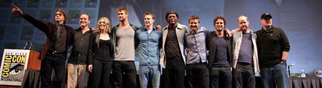 Así es la escena de Jeremy Renner como Ojo de Halcón en 'Thor'