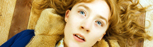Saoirse Ronan en The Lovely Bones