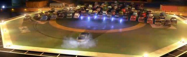 Primera escena de 'Cars 2'