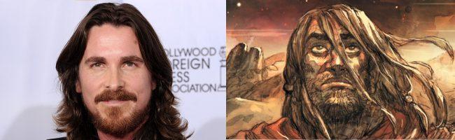 Aronofsky quiere a Christian Bale como su Noé