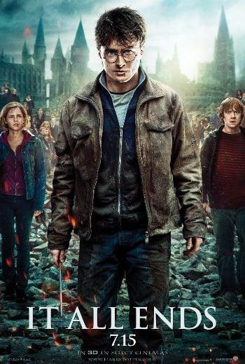 Otro póster más de 'Harry Potter y las reliquias de la muerte: parte 2'