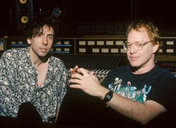 Danny Elfman y Tim Burton