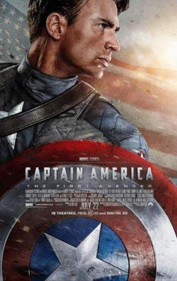 Nuevo póster y segundo tráiler de 'Capitán América'