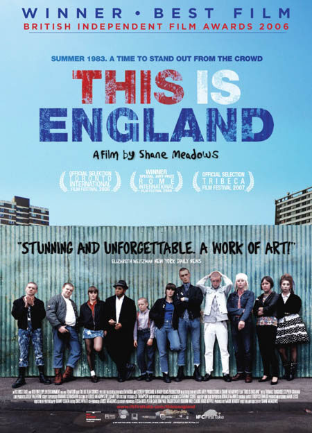 Tráiler en castellano de 'This is England'