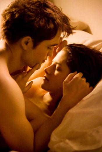 Sexo en la saga Crepúsculo
