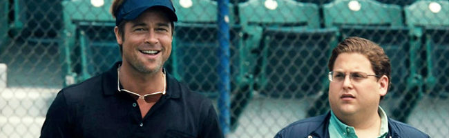 Jonah Hill en 'Moneyball: Rompiendo las reglas'
