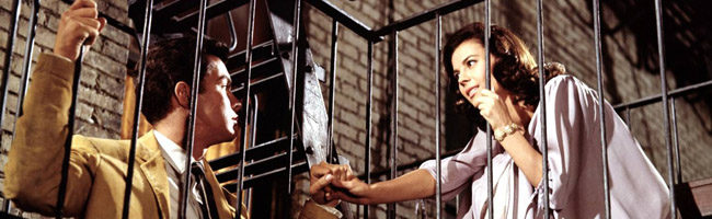 Natalie Wood en 'West Side Story'