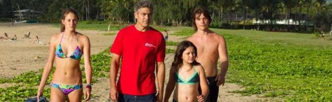 George Clooney, protagonista de 'Los descendientes' de Alexander Payne
