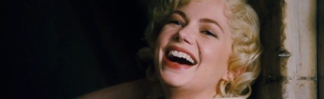 Michelle Williams en la piel de Marilyn