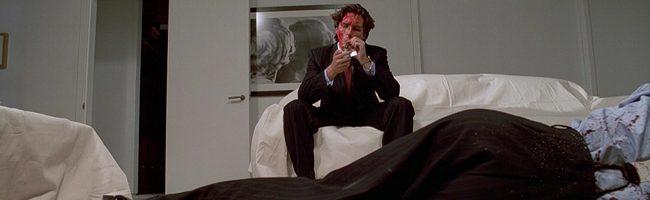 Christian Bale en American psycho