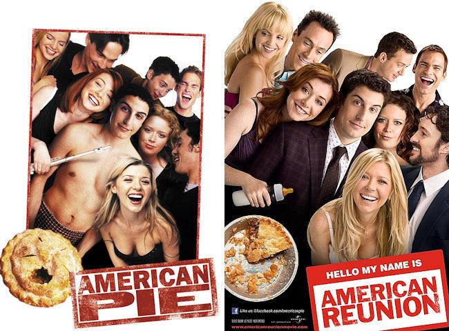 American Pie y American Pie El reencuentro