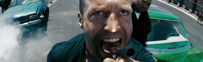 Jason Statham en 'Crank: Alto voltaje'