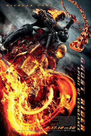 Ghost Rider Espiritu de venganza