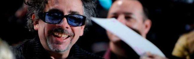 El cineasta Tim Burton