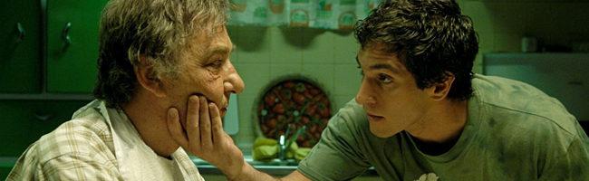 Héctor Colomé y Quim Gutiérrez en 'AzulOscuroCasiNegro'