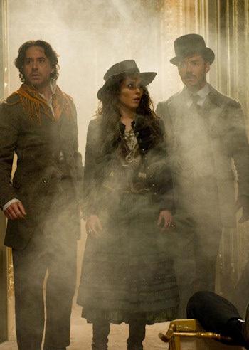 Sherlock Holmes Jueog de Sombras