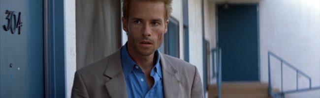 Guy Pearce, protagonista de 'Memento'