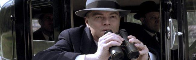 DiCaprio protagonista de J. Edgar