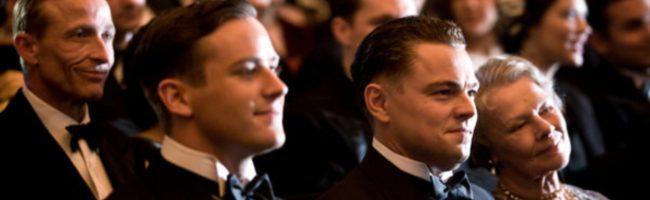 Hammer, DiCaprio y Dench en J.Edgar