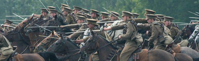Caballería en War Horse