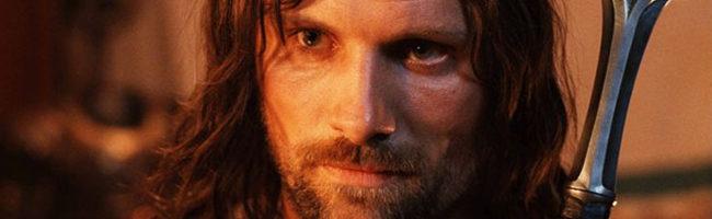 Viggo Mortensen en 'El retorno del rey'