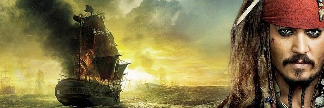 Saga Piratas del Caribe