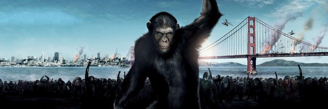 Saga El planeta de los simios