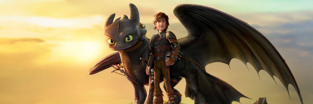 Saga Cómo entrenar a tu dragón