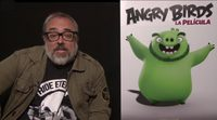 Featurette 'Angry Birds. La película': Álex de la Iglesia