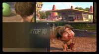 Top 10: Así son los Estudios Pixar