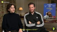 "Armie Hammer: ""'Call Me By Your Name' ha dado valor a gente para salir del armario"""