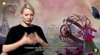 """Mia Wasikowska: """"Quiero trabajar con Jane Campion. Hace grandes personajes femeninos"""""""